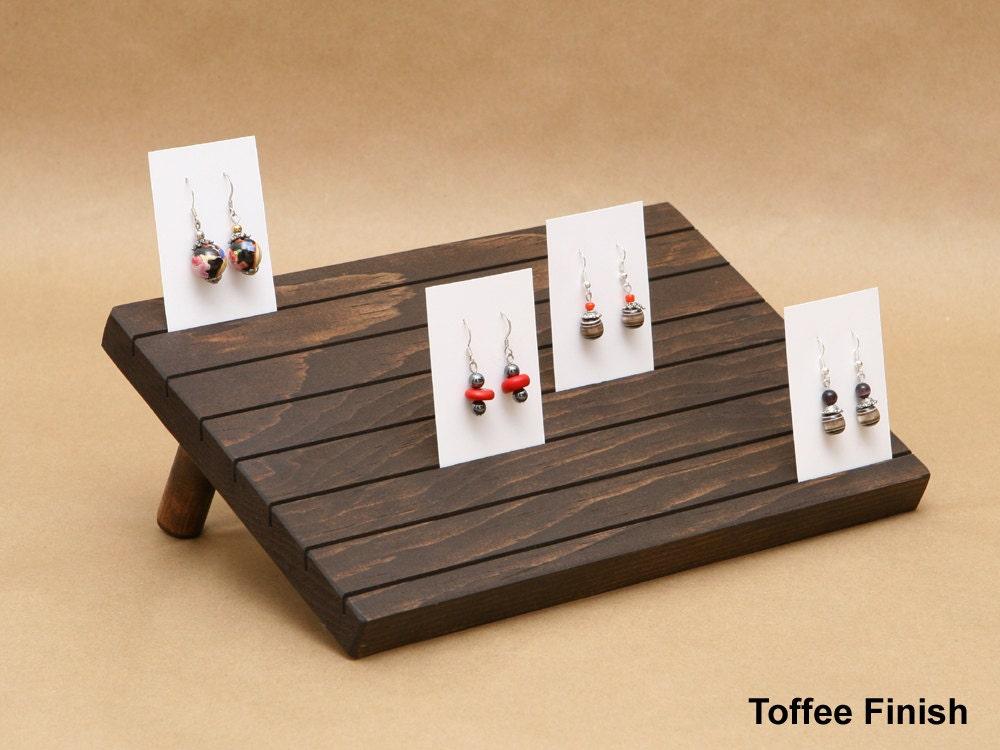 earring holder earring card display earring stand. Black Bedroom Furniture Sets. Home Design Ideas