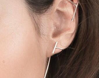 ON SALE Geometric Earring