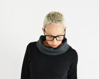 High neck Sweatshirt,sweatshirt in organic cotton, women's clothing,cool sweatshirt,handmade sweatshirt,women