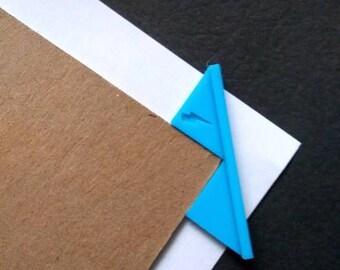 3D Print Corner Cutter Guide for Bookbinding