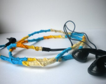 Custom Wrapped Headphones- Your Choice of Colors
