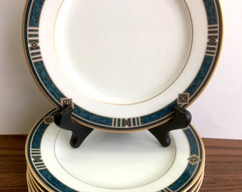 """Wedgwood """"Kenyon""""  Embassy Collection (8) BREAD & BUTTER PLATES"""