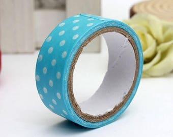 Washi Tape Masking Tape small dots #SB0149