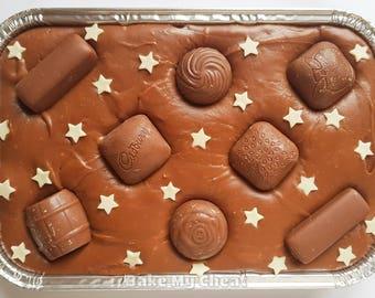 Cadbury Roses Fudge Tray - Gluten Free