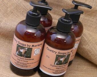 Sage and Citrus Liquid Hand Soap