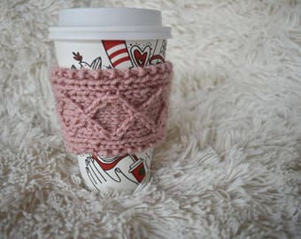 The Lucy Coffee Cozy