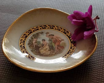 Small Vintage Trinkets Dish- Made in Germany