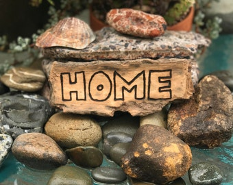 Home -Driftwood Sign