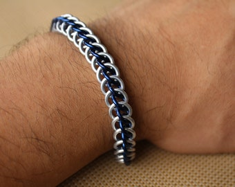 Persian 3-in-1 Chainmaille Bracelet