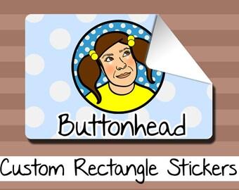 25 Custom Lotion Labels, Custom Candle Labels, Custom Cosmetics Labels