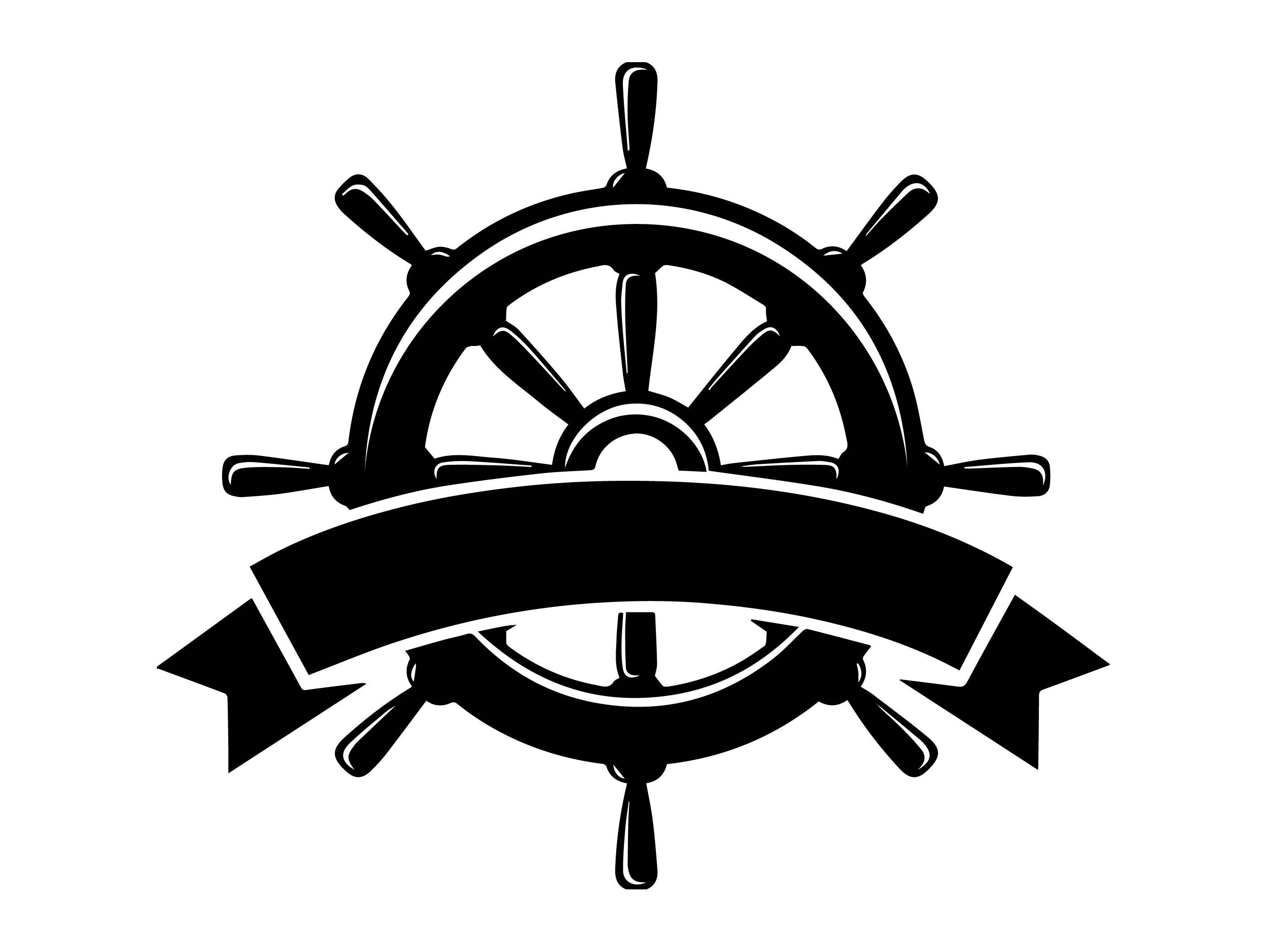 Knot Wheel Nautical Sailing Ship Marine Anchor Boat Barco