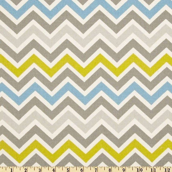 Fabric Suzani Summerland Premier Prints grey blue green