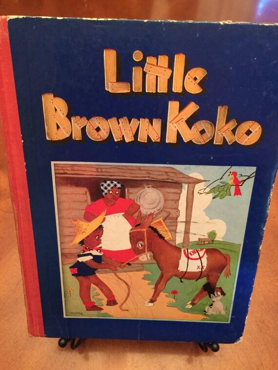Little Brown Koko