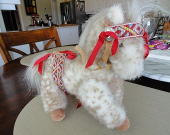 Oatsie Plush Pony Vanderbear Wear