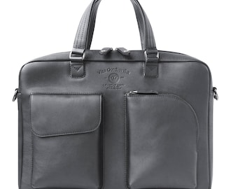 Leather Laptop Bag Men's COMPANION  Unique Handbags, Handbag Leather, Designer Handbags on Sale