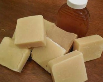 Organic Honey & Goats Milk Soap