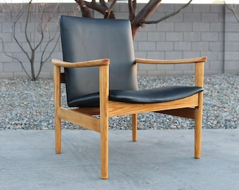 Rare Lawrence Peabody for Nemschoff Lounge Chair