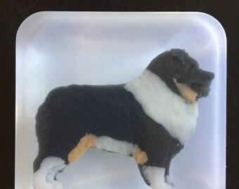 Australian Shepherd Soap