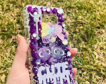 Dailor Moon Luna Decoden Phone Case Samsung Galaxy S7 Plus