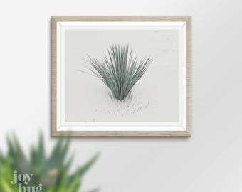 "White Sands Grass Downloadable Photography Print in 20x16"", 14x11"", and 10x8"""