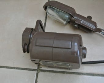 Singer Sewing machine Motor with light