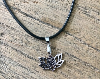 "The ""Lotus Love"" Necklace"