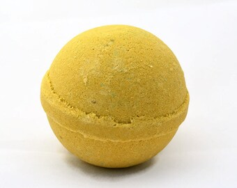 Sandalwood Bath Bomb - Sandalwood - Bath Fizzy - Shea Butter - Aromatherapy - Gifts For Mom - Bath Soak - Shower Bomb - Bath Bomb