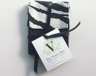 Zebra Gift Card Holders (3-pack)