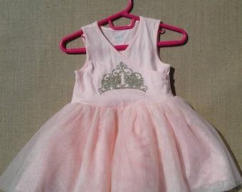 Birthday Princess,  First Birthday Dress, First Birthday Outfit, First Birthday, Girl First Birthday, First Birthday Princess