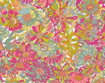 Liberty Fabric Tana Lawn Willow Rose A One Yard