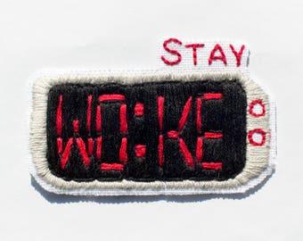 Stay Woke Patch