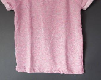 1826: t-shirt Pink 8 CFK ebondy