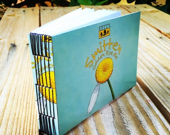 Bell's Brewery Smitten Ale Sketchbook - Three Sheets Handcrafted Sketchbooks
