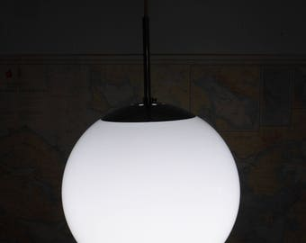Danish Herstal Globe Pendant Light
