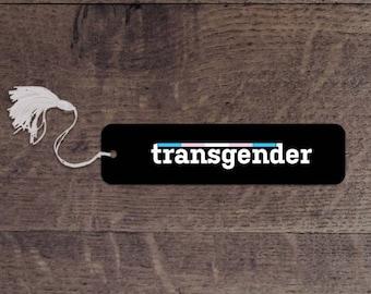 Transgender bookmark