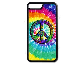Peace Sign iPhone 7 Case