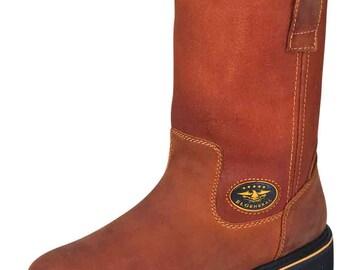 Work boot w/helmet General 113TR Crazy Honey ID 31329