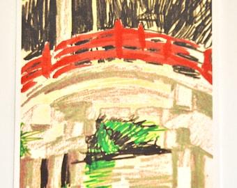 Jinja Shrine Print