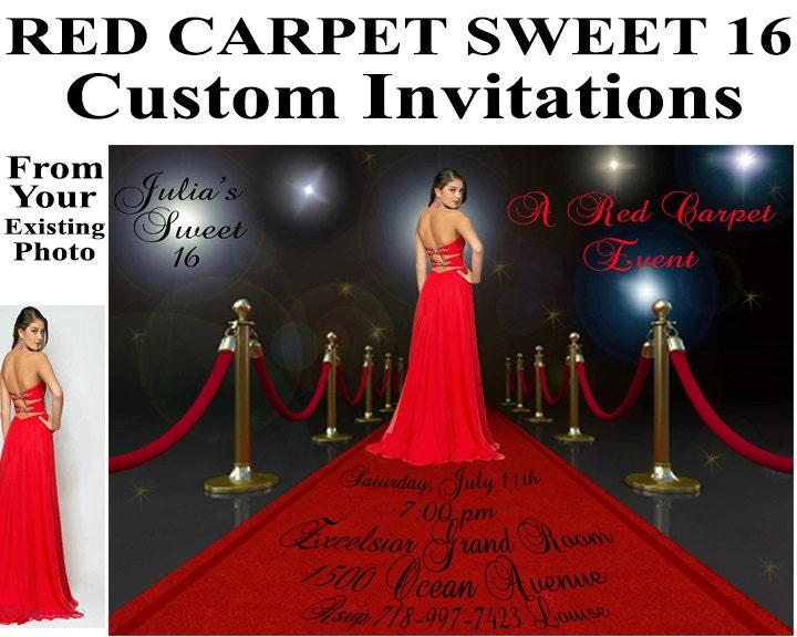 Il Fullxfull Dinn on Red Carpet Themed Sweet 16