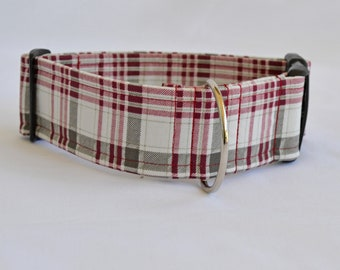 The Winston Dog Collar (Martingale or Buckle)