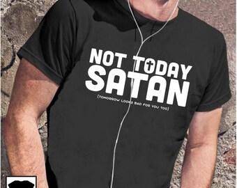 Christian Shirt, Funny Christian Shirt, Religious Shirt, Christian Humor Shirt, Satan Jokes, Satan Shirt, Christianity Shirt, Church Shirt