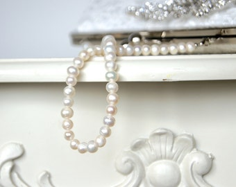 Real Freshwater Pearl Handle