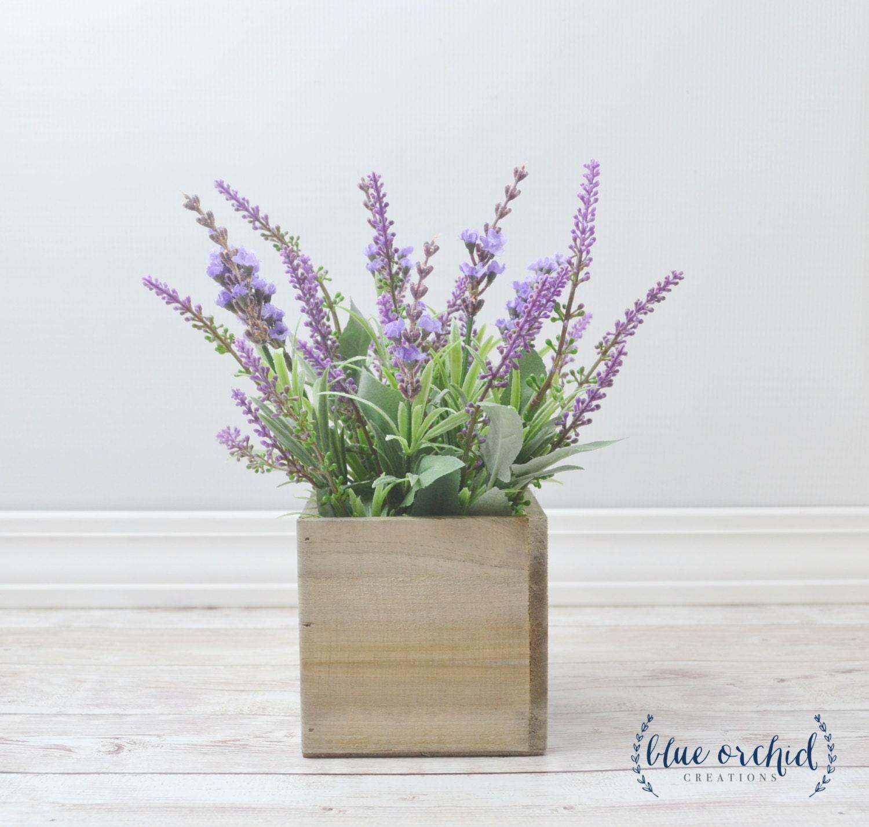 Lavender Centerpiece Flower Arrangement Wedding Centerpiece