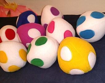 Yoshi Egg Plush