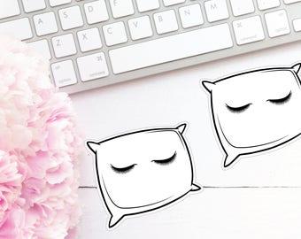 Pillow Eye Lashes Die Cuts