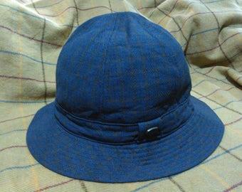 Free Shipping Vintage Borsalino Bucket Hat Vintage Borsalino Borsalino Italy Cap Hat