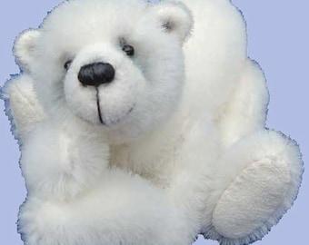 Daydreamer  teddy bear e-pattern
