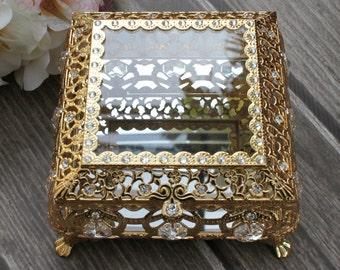 Wedding Jewelry Boxes