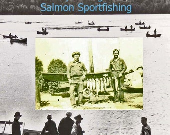 A History Of Puget Sound Salmon Fishing Plugs Lures Reel Rods