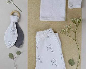 Baby Embroidered Long Sleeved Top, Bairns, Bairns Babywear
